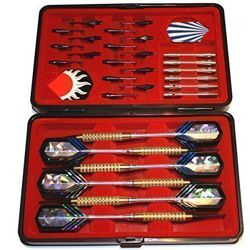 6 Turnier Steeldarts Duo Box Empire Dart